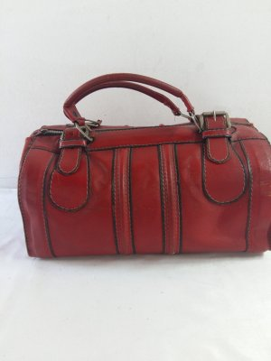 Travel Bag neon red