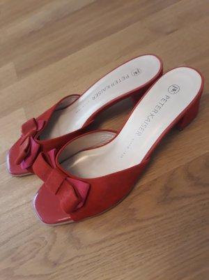 Rote Sandalen von Peter Kaiser