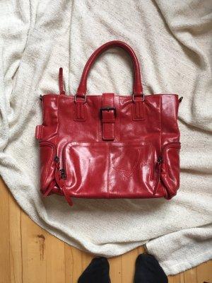 Rote Sansibar Handtasche