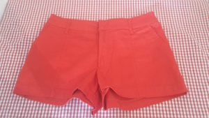 Abercrombie & Fitch Shorts rosso