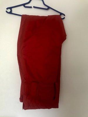 pantalonera rojo