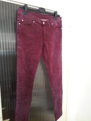 Rote Skinny Jeans von Cheap Monday (nur 1x getragen)