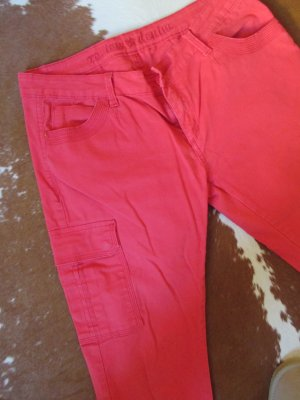 Rote Skinny Jeans von Review