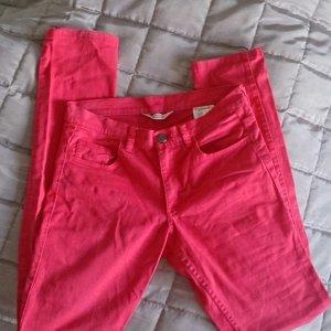 Rote skinny Röhre von H & M