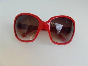 H&M Zonnebril rood
