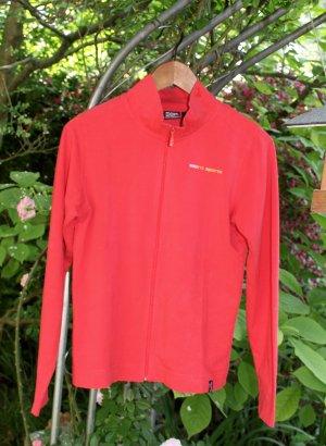 Esprit Sports Veste de sport rouge coton