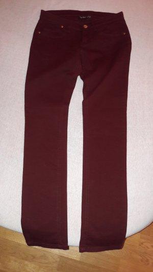Rote Stoffhose gr.40 Neu