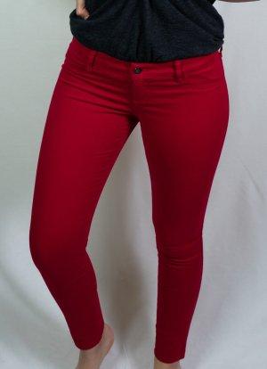 Rote stretch Hose