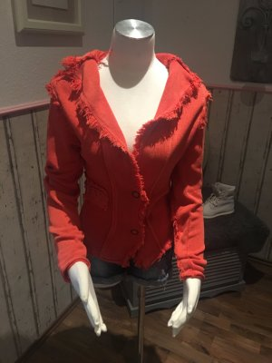 Rote Strickjacke Replay