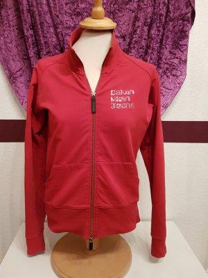 Rote Sweatjacke Jacke Sweatshirt Cavin Klein Jeans Gr. M