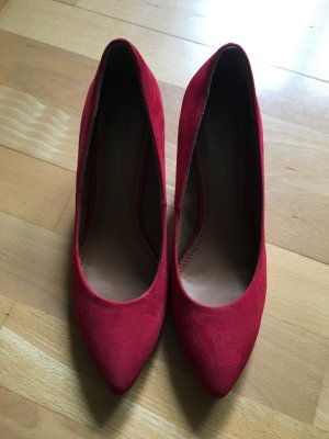 Rote Tamaris Pumps!!!