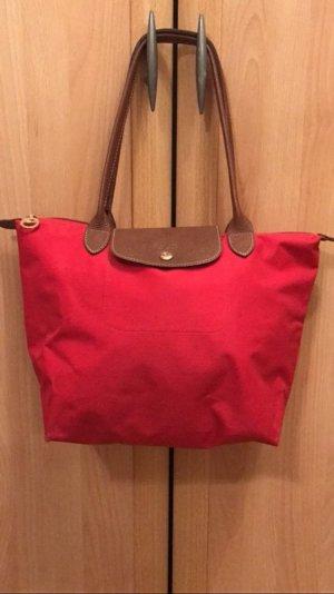 Rote Tasche le pliage Nylon