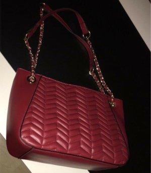 H&M Shoulder Bag carmine