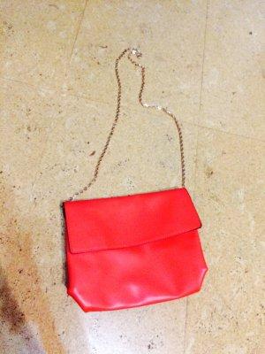 Rote Tasche vom H&M!
