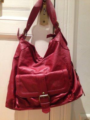 rote Tasche von Accessorize