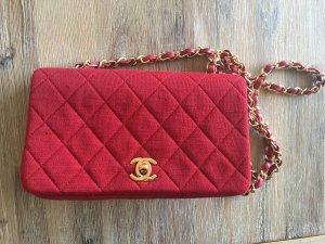 Rote Tasche von Chanel