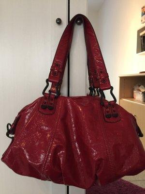 Rote Tasche von Esprit