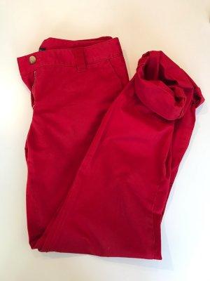 Rote Tommy Hilfiger Chino Größe 2