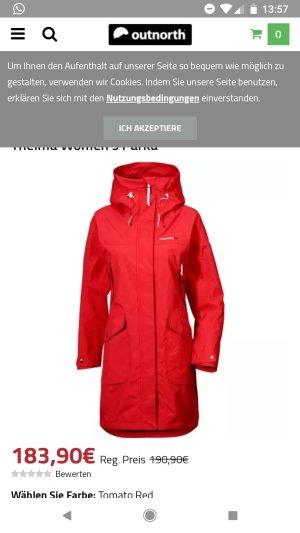 Rote Trendige Regenjacke von Didriksons