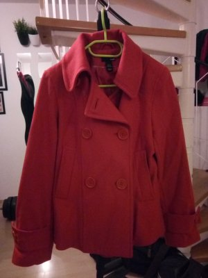 H&M Chaqueta rojo