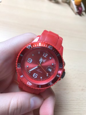 Ice watch Digital Watch red