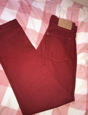 Rote Vintage Fit