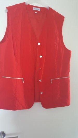 Barisal Gewatteerd vest rood Polyester
