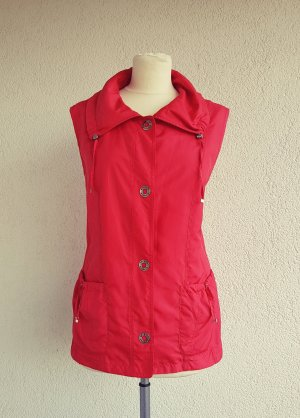 Gerry Weber Sports Vests red polyester