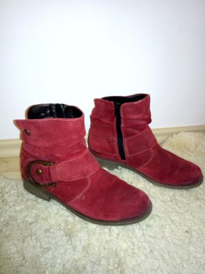 Rieker Ankle Boots multicolored leather