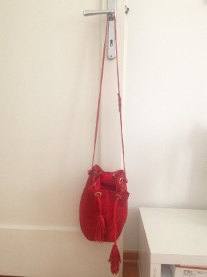 Pouch Bag red