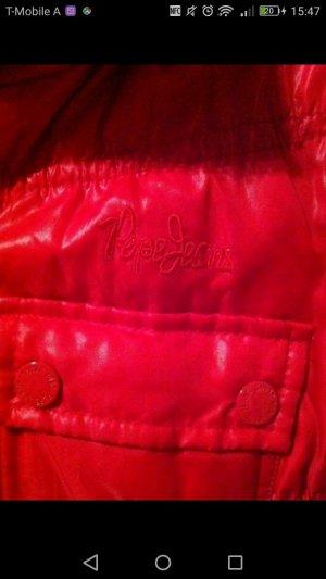 Rote Winterjacke - Pepe Jeans