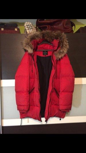Zara Abrigo de plumón multicolor