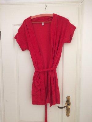 American Apparel Swimwear red