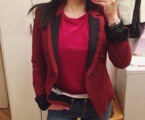Roter Blazer aus Zara