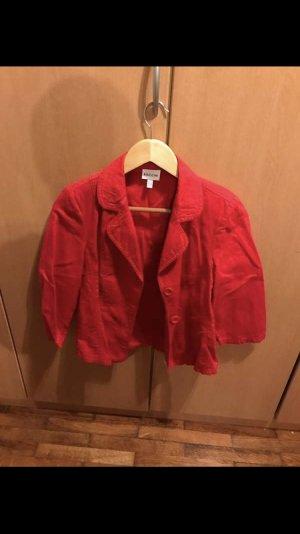 Roter Blazer Damen 40