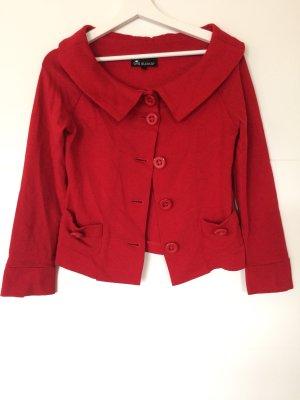 Ana Alcazar Short Blazer red