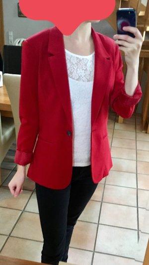Roter Blazer von ONLY