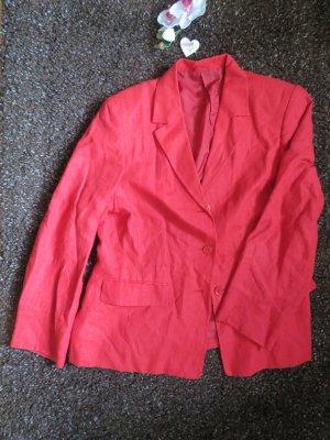 Roter Blazer von Vittoria Verani