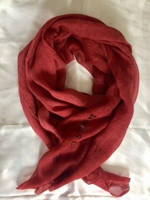 Roter Boss Orange Schal