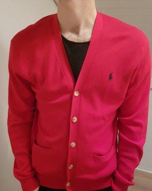 Roter Cardigan Polo Ralph Lauren