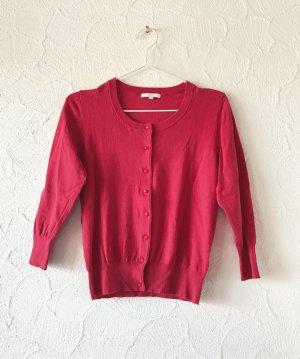 Roter Cardigan von Opus