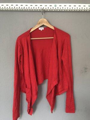 Roter Cardigan von Pink Loop in Größe M