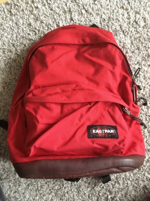 Eastpak School Backpack red-bright red