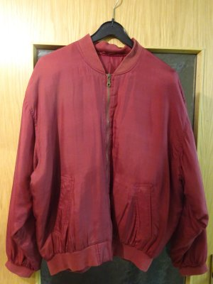 Only Blouson rosso scuro
