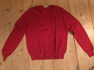 Roter Glenmac Pullover