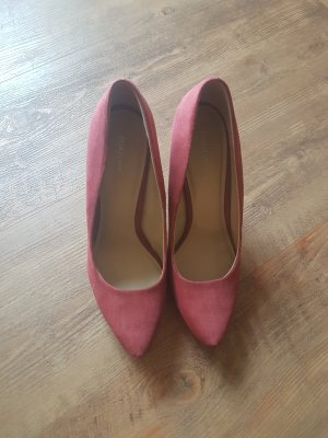 Graceland High Heels brick red