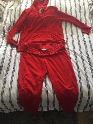 H&M Completo sportivo rosso