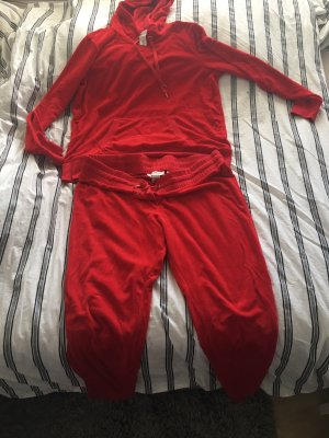 H&M Leisure suit red