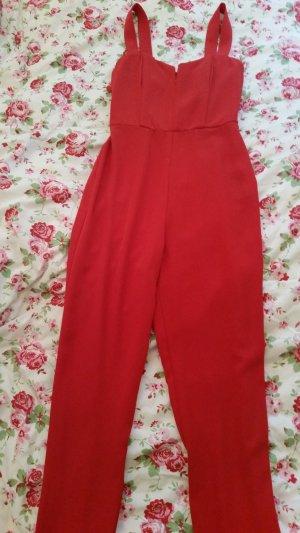 H&M Tuta rosso