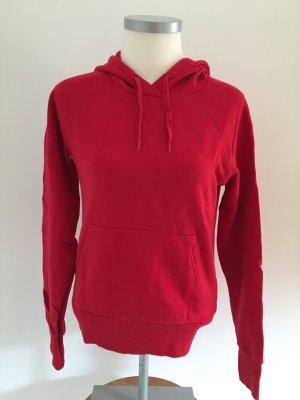 Roter Kapuzenpullover von H&M